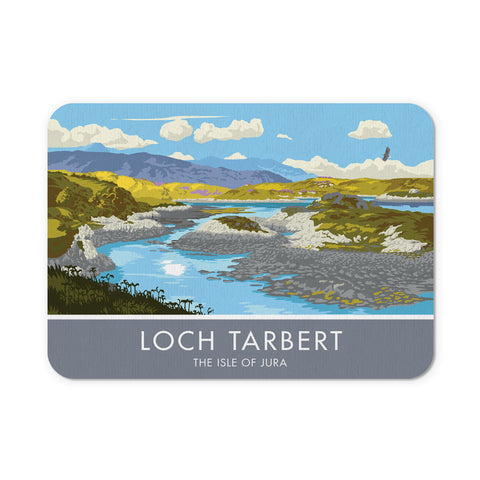Loch Tarbert, The Isle of Jura, Scotland Mouse mat