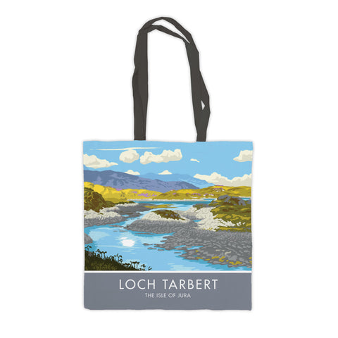 Loch Tarbert, The Isle of Jura, Scotland Premium Tote Bag