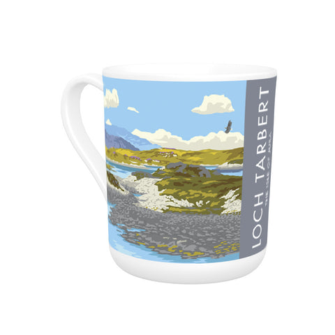 Loch Tarbert, The Isle of Jura, Scotland Bone China Mug