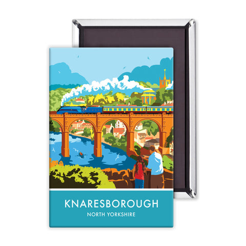 Knaresborough, North Yorkshire Magnet
