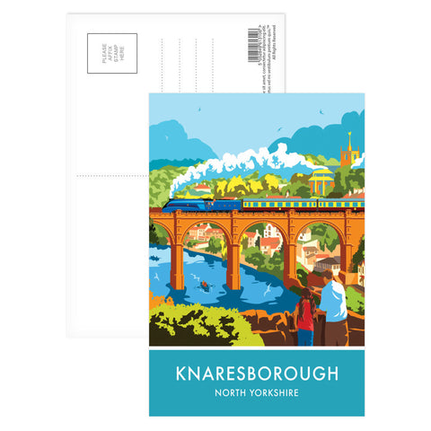 Knaresborough, North Yorkshire Postcard Pack