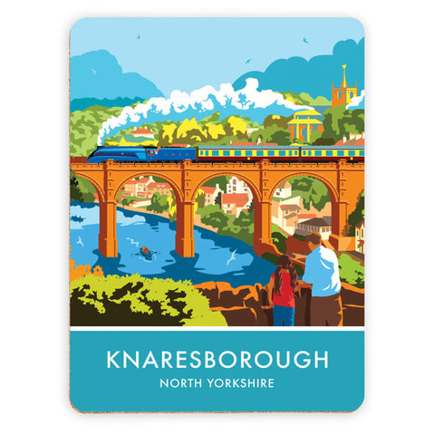 Knaresborough, North Yorkshire Placemat