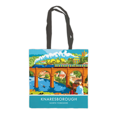 Knaresborough, North Yorkshire Premium Tote Bag