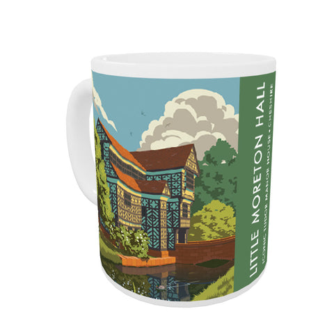Little Moreton Hall, Cheshire Coloured Insert Mug