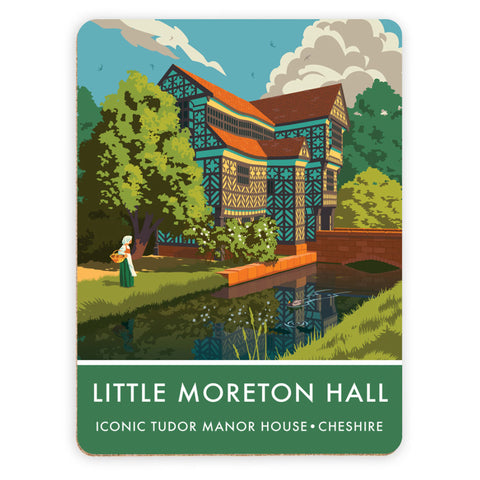 Little Moreton Hall, Cheshire Placemat