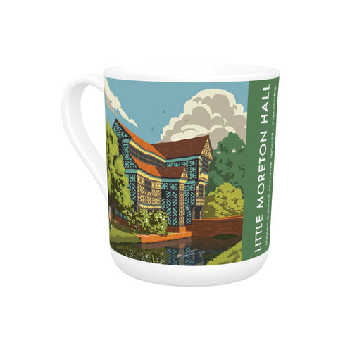 Little Moreton Hall, Cheshire Bone China Mug