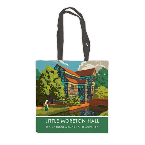 Little Moreton Hall, Cheshire Premium Tote Bag