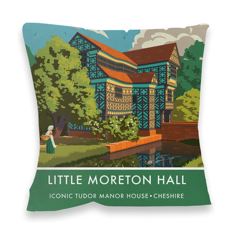 Little Moreton Hall, Cheshire Fibre Filled Cushion