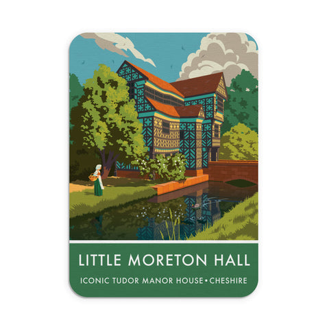 Little Moreton Hall, Cheshire Mouse mat