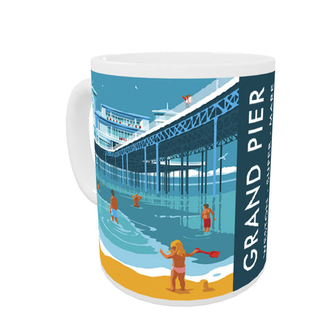 Grand Pier, Weston Super Mare, Somerset Mug