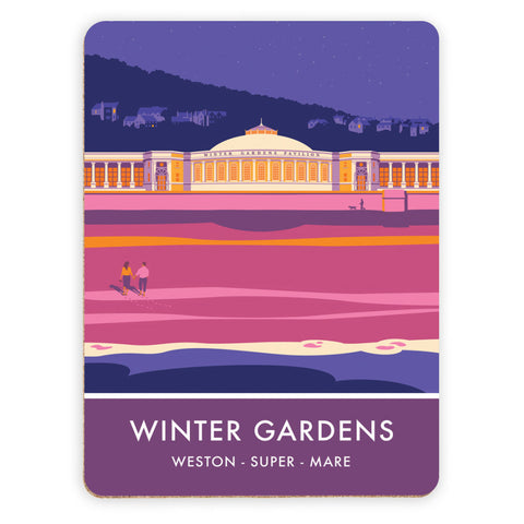 Winter Gardens, Weston Super Mare, Somerset Placemat