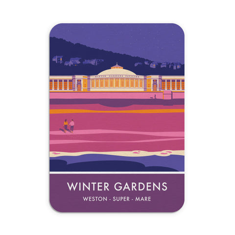 Winter Gardens, Weston Super Mare, Somerset Mouse mat