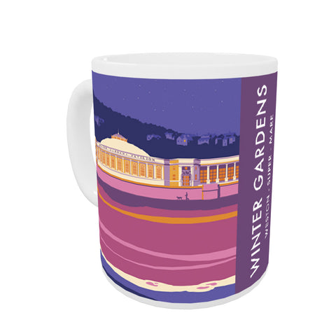 Winter Gardens, Weston Super Mare, Somerset Coloured Insert Mug