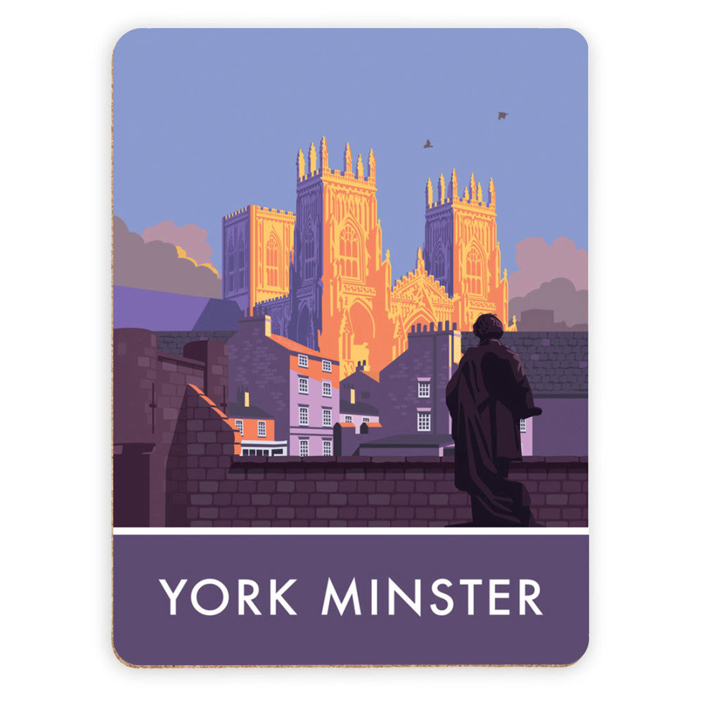 York Minster, York, Yorkshire Placemat