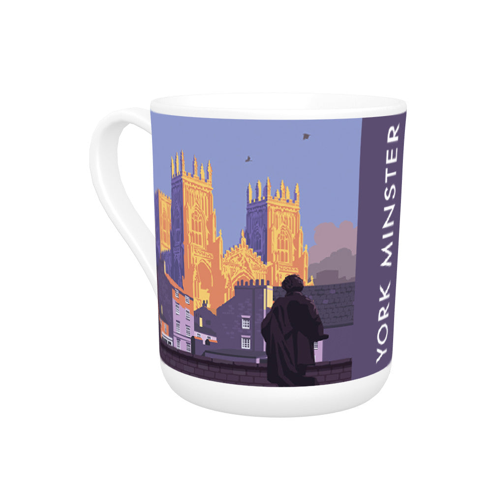 York Minster, York, Yorkshire Bone China Mug