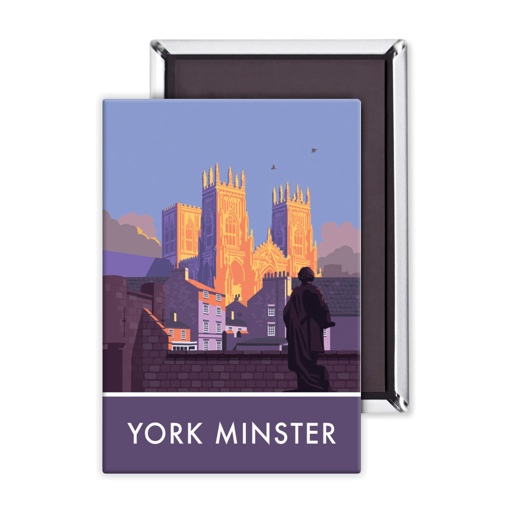 York Minster, York, Yorkshire Magnet