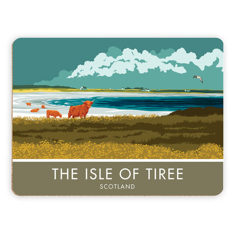 The Isle of Tiree, Scotland Placemat