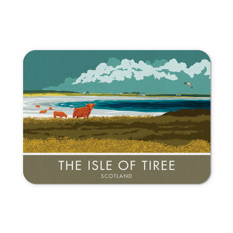 The Isle of Tiree, Scotland Mouse mat