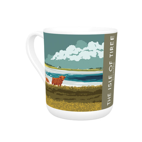 The Isle of Tiree, Scotland Bone China Mug