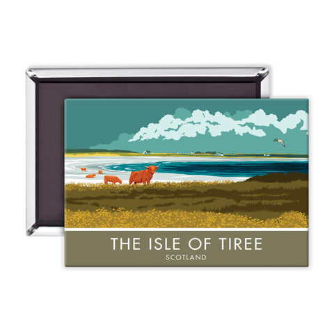 The Isle of Tiree, Scotland Magnet