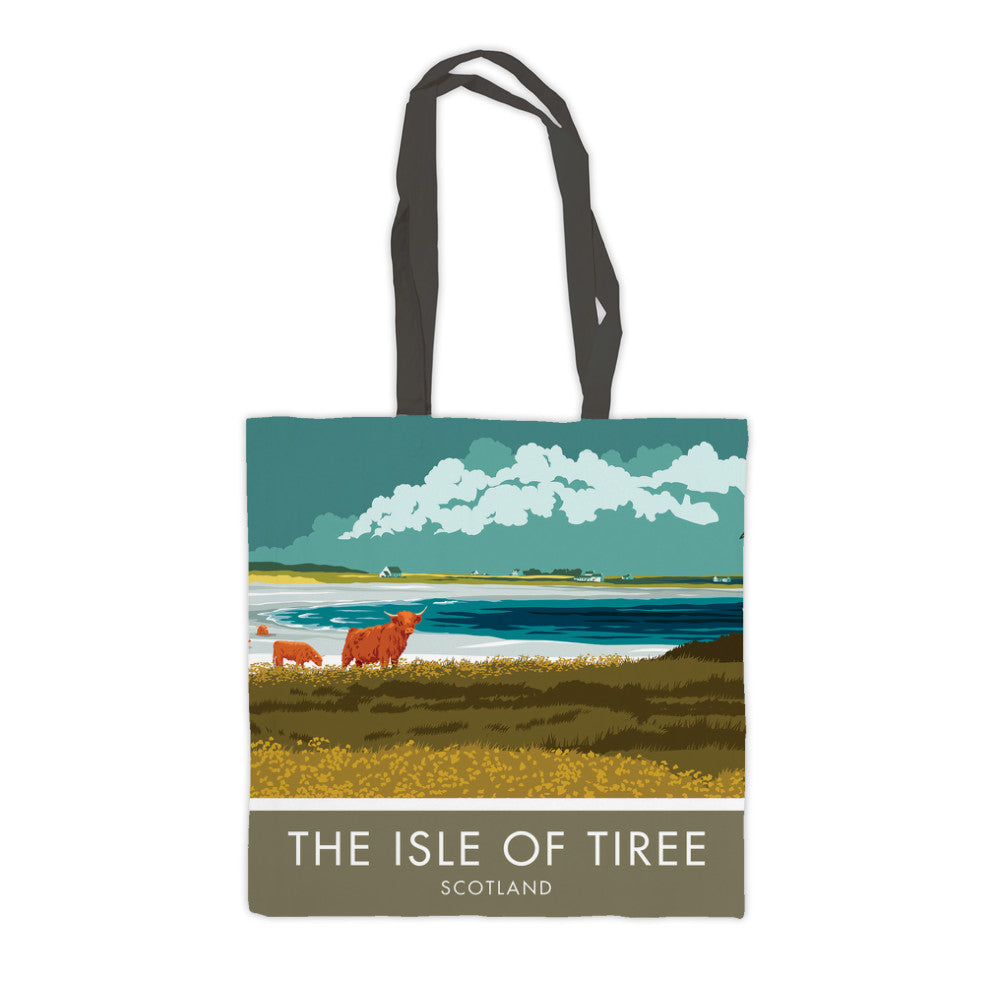 The Isle of Tiree, Scotland Premium Tote Bag