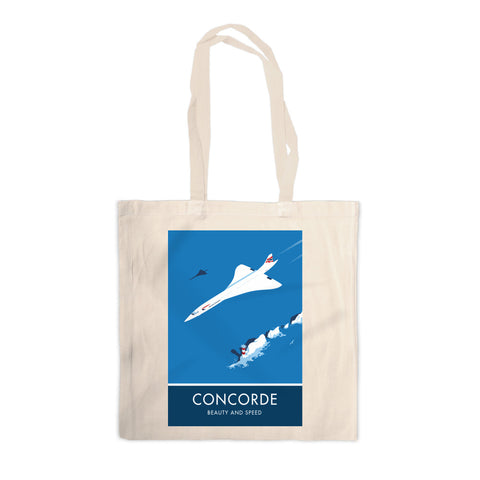 Concorde Canvas Tote Bag
