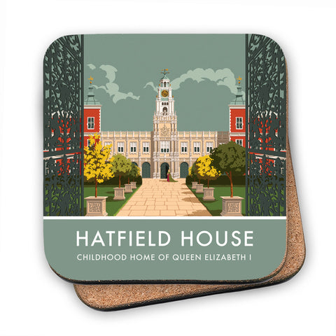 Hatfield House, Hatfield, Hertfordshire MDF Coaster
