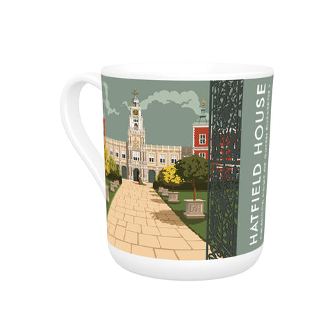 Hatfield House, Hatfield, Hertfordshire Bone China Mug