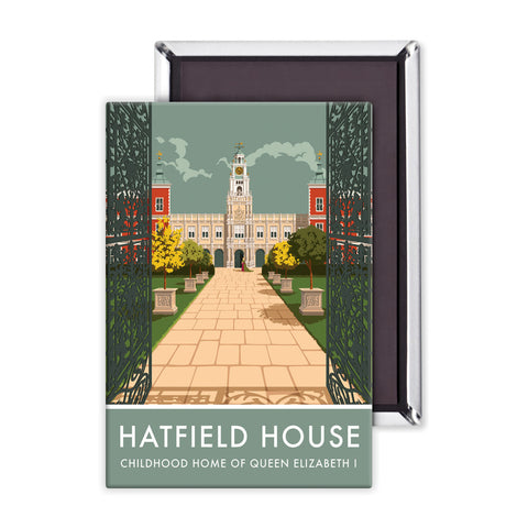 Hatfield House, Hatfield, Hertfordshire Magnet