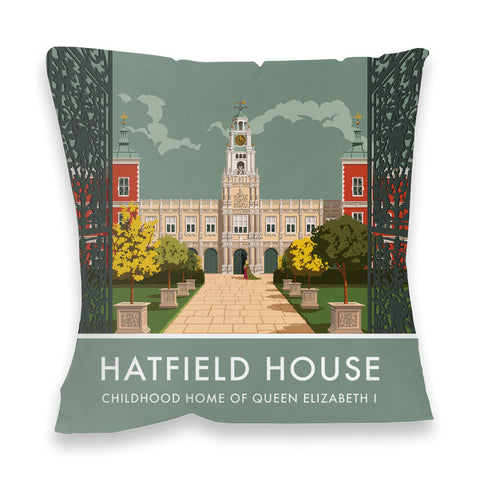 Hatfield House, Hatfield, Hertfordshire Fibre Filled Cushion