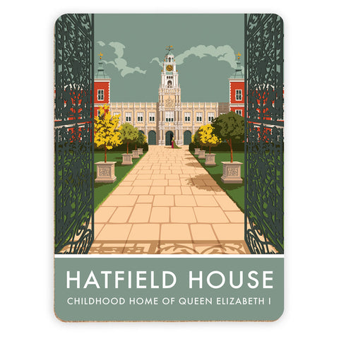 Hatfield House, Hatfield, Hertfordshire Placemat