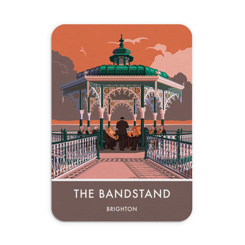 Brighton Bandstand, Brighton, Sussex Mouse mat