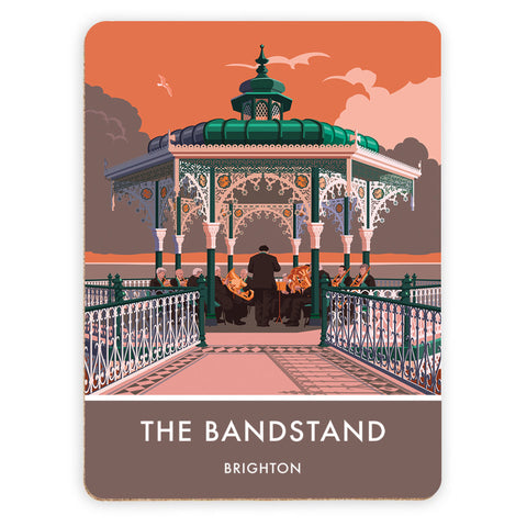 Brighton Bandstand, Brighton, Sussex Placemat