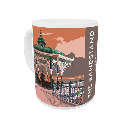 Brighton Bandstand, Brighton, Sussex Mug