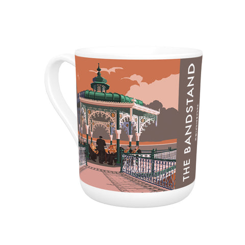 Brighton Bandstand, Brighton, Sussex Bone China Mug