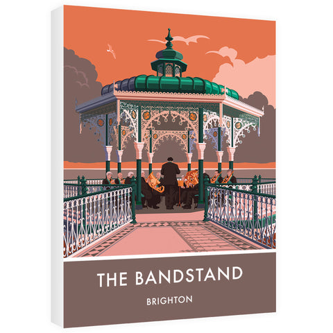 Brighton Bandstand, Brighton, Sussex 60cm x 80cm Canvas