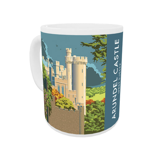 Arundel Castle, Arundel, Sussex Mug