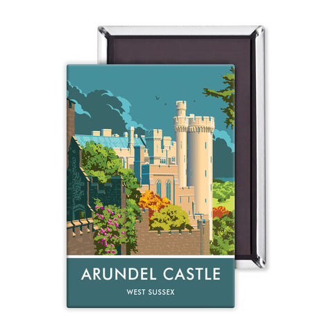 Arundel Castle, Arundel, Sussex Magnet