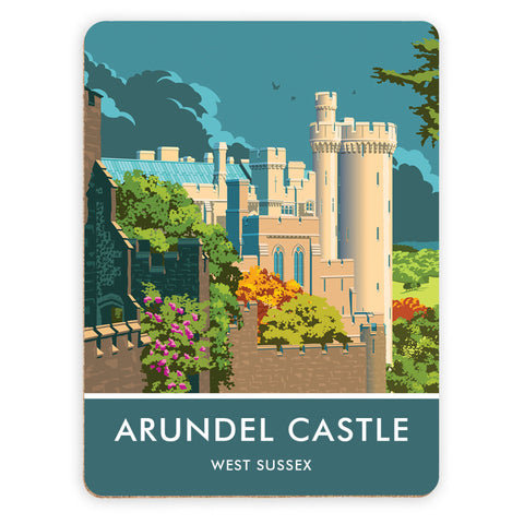 Arundel Castle, Arundel, Sussex Placemat