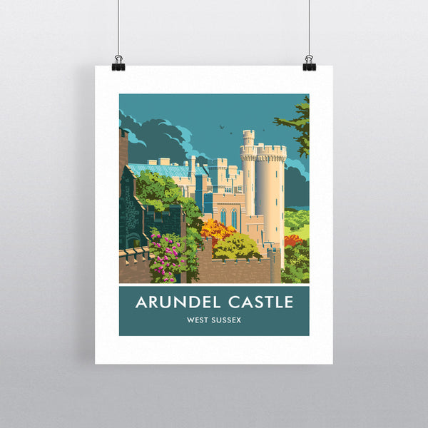 Arundel Castle, Arundel, Sussex 11x14 Print