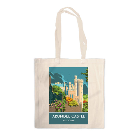 Arundel Castle, Arundel, Sussex Canvas Tote Bag