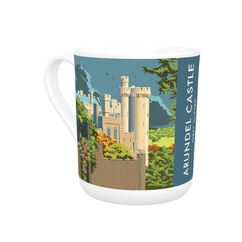 Arundel Castle, Arundel, Sussex Bone China Mug