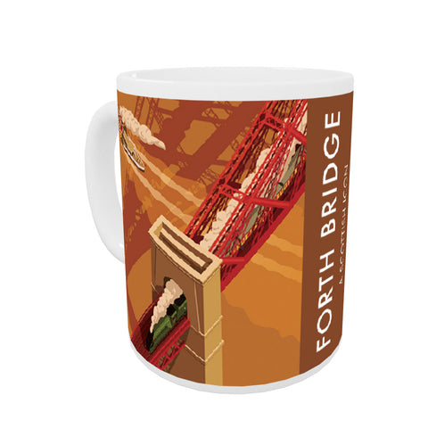Forth Bridge, Edinburgh Mug