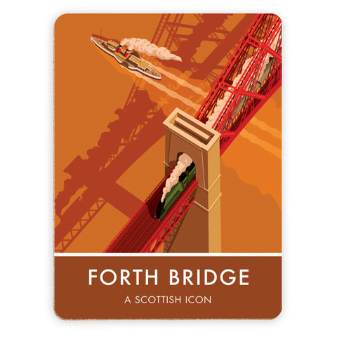Forth Bridge, Edinburgh Placemat