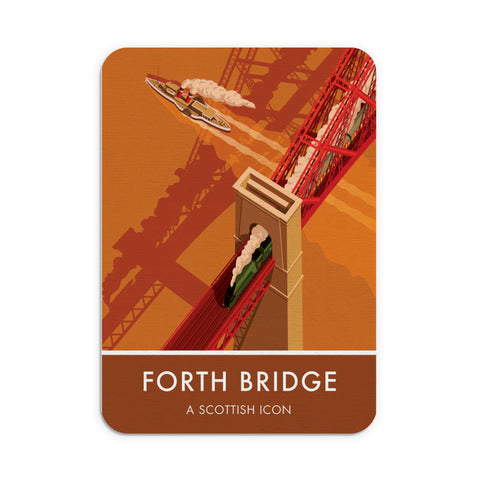 Forth Bridge, Edinburgh Mouse mat