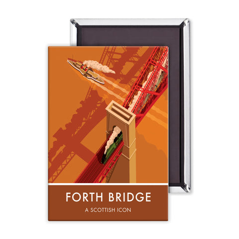 Forth Bridge, Edinburgh Magnet