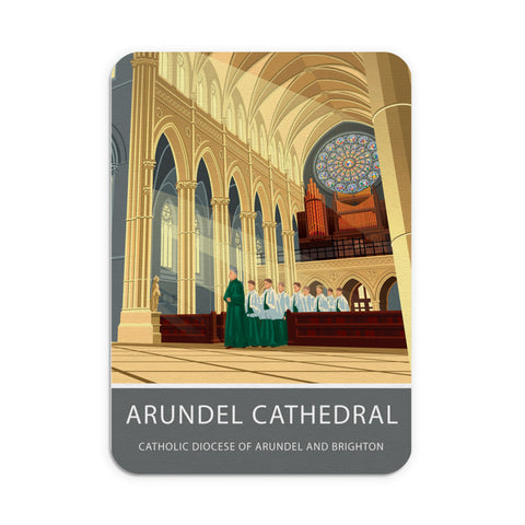 Arundel Cathedral, Arundel, Sussex Mouse mat