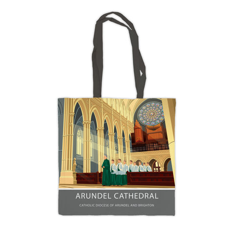 Arundel Cathedral, Arundel, Sussex Premium Tote Bag