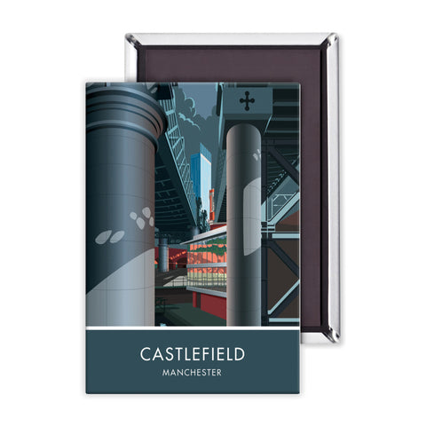 Castlefield, Manchester, Cheshire Magnet