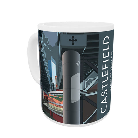 Castlefield, Manchester, Cheshire Mug